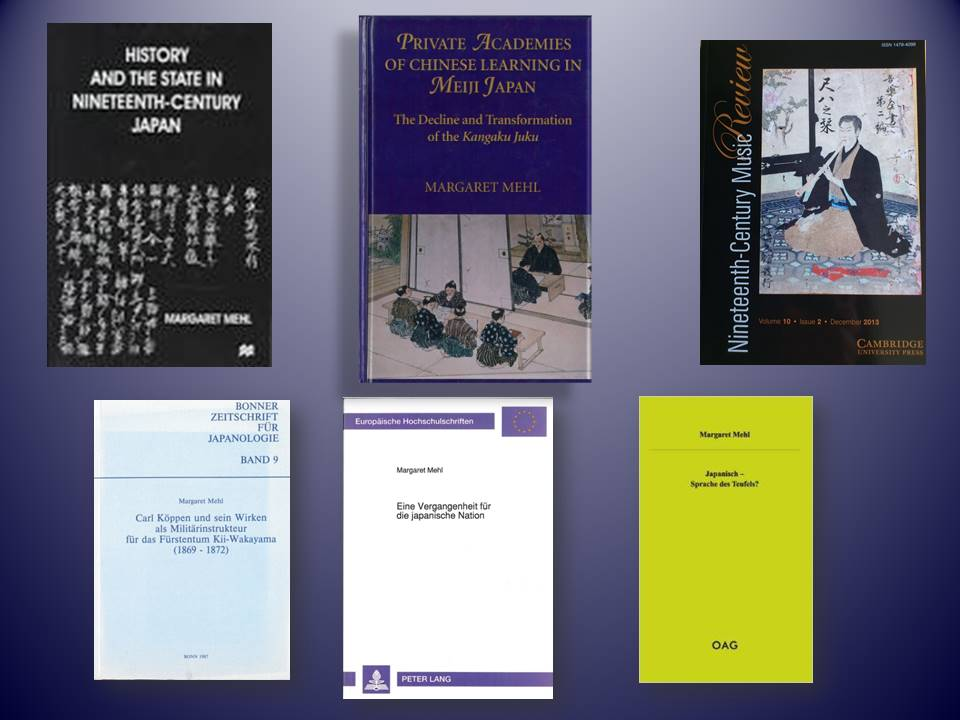 Previous Publications