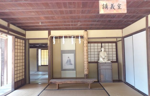Yoshida Shôin, 吉田松陰 (3): A Small School as World Heritage