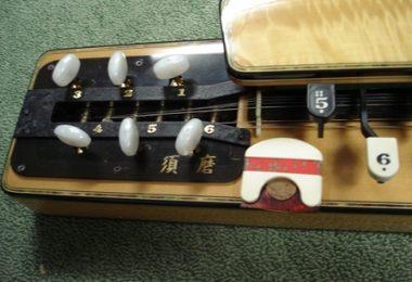 The Travelling Taishôgoto 大正琴